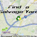 Find a salvage yard locally